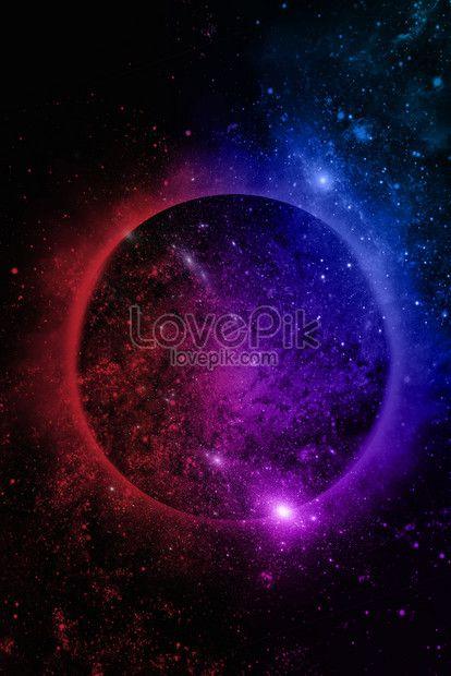 الكون النجوم الكونية جو الخيال خلفية ملصق Fantasy Background Fantasy Image