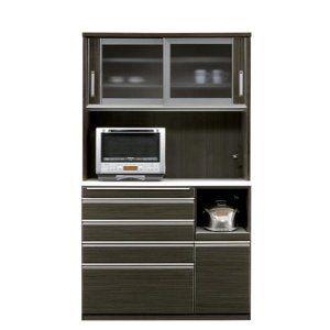 食器棚 キッチンボード キッチン収納 幅120cm 開梱設置無料 食器棚