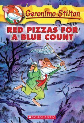 Literacy Pro In 2020 Red Pizza Geronimo Stilton Geronimo