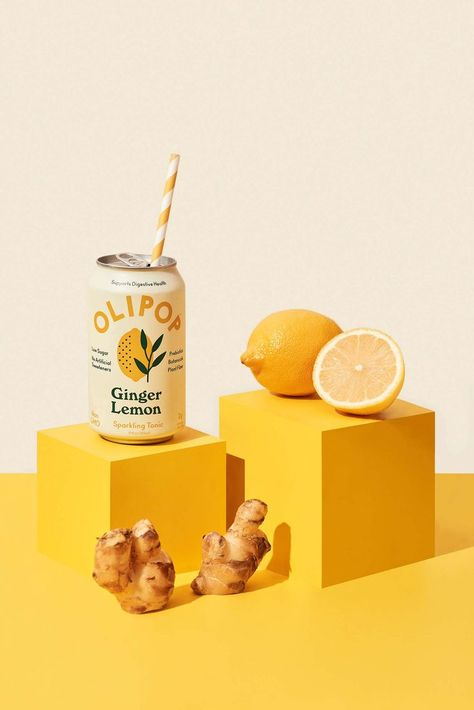 Sip on These Sparkling Non-Alcoholic Bevvies All Summer Long Photography Packaging, Food Photography Styling, Advertising Photography, Commercial Photography, Creative Photography, Life Photography, Kombucha, Branding, Creative Advertising