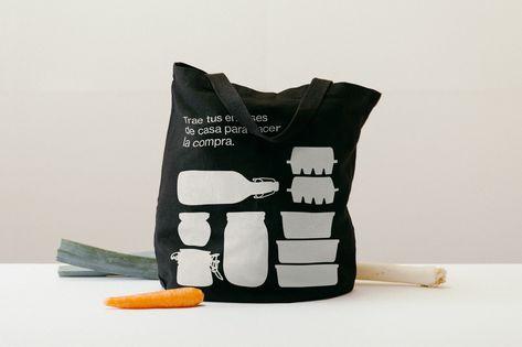 Madrid City council's plastic usage campaign