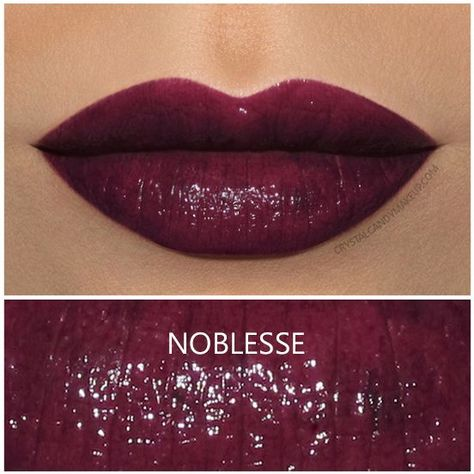MAC Noblesse Liptensity Lipstick Review & Swatches