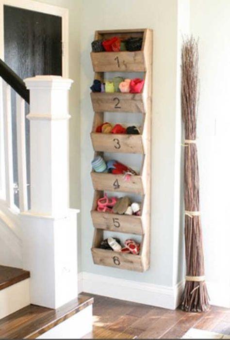 DIY Closet Organization Hacks #StorageHacks #DIY #DIYHSH