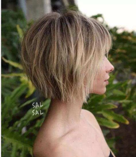 Gelmis Gecmis En Iyi Kisa Sac Modelleri Haarschnitt