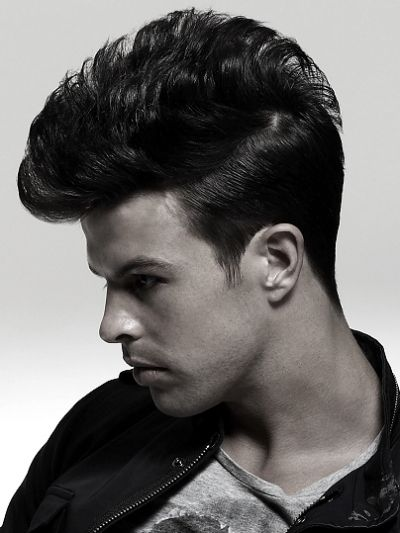List Of Pinterest Mohawk Hairstyles For Guys Black Long Hair Images