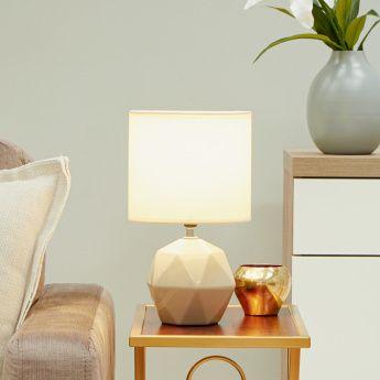 Buy Lighting From Homecentre اضاءة لغرف المعيشة مصابيح السقف مصابيح الطاولة هوم سنتر السعودية Ceramic Table Ceramic Table Lamps Table Lamp