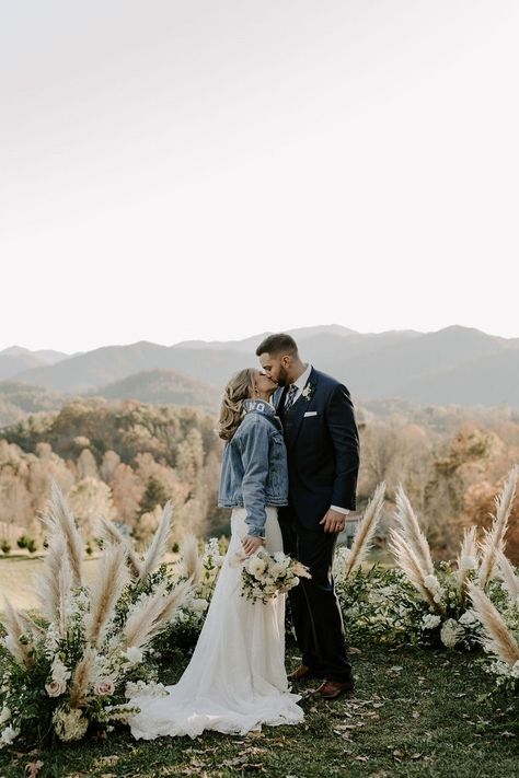 Carolina Love Events reinvented the concept of getting married by removing the hassle and leaving the joyful experience. See more here. #weddingplanning #weddingplanner #weddingvendor #bride #pampas