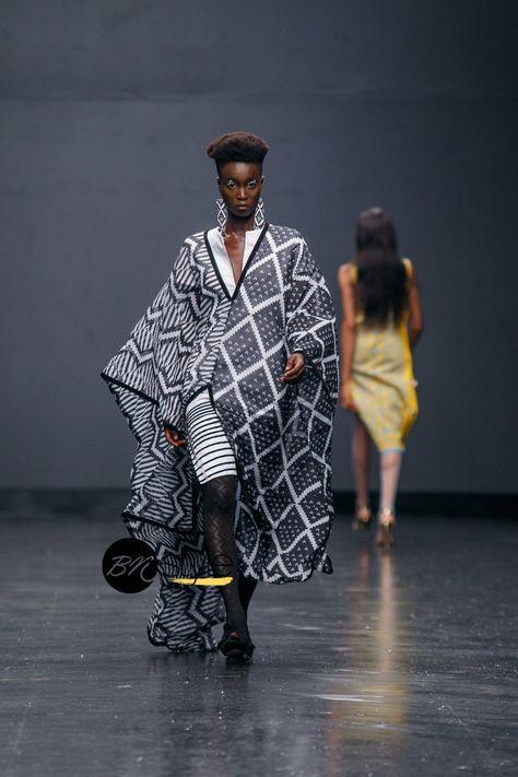 Lagos Fashion Week 2018 | MaXhosa by Laduma