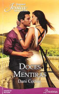 Meus Romances Blog Doces Mentiras Dani Collins Harlequin