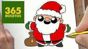 Resultado De Imagen Para Dibujos Kawaii De Navidad Dibujos