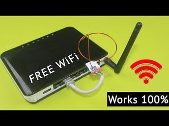 Free Wifi Internet Router Work 100 Youtube Internet Router Wifi Hack Wifi Internet
