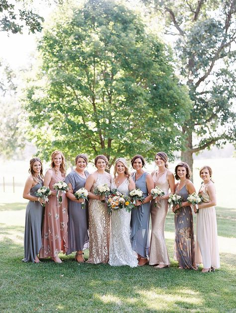 Who knew Arkansas had such a sprawling Italian community? Caroline and Blake wed in a classic Cathedral with an outdoor reception for 500 wedding guests to follow! With a plethora of lounges featuring upholstered furniture, a whole bunch of lush centerpiece ideas, a striped gelato cart and an entertaining live band beneath the stars, this is one wedding you will not soon forget! Head to #ruffledblog to see all the special details incorporated for the huge guest list!
