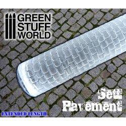 Rolling Pin Sett Pavement Rolling Pin Pavement Clay