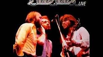 Bee Gees Live - Here At Last (Full Album) - YouTube