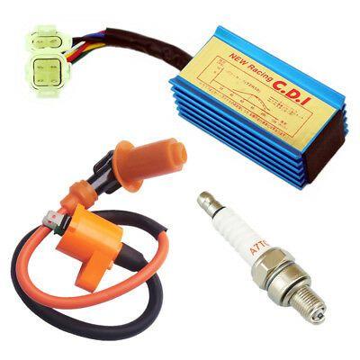 Advertisement Ebay Cdi Ignition Coil Spark Plug Honda Xr50 Xr70 Xr80 Xr100 Crf50 Crf70 Crf80 Crf100 150cc Scooter Spark Plug 150cc