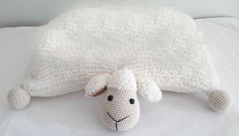 Amigurumi oyuncak yastık yapımı - 10marifet.org | 270x473