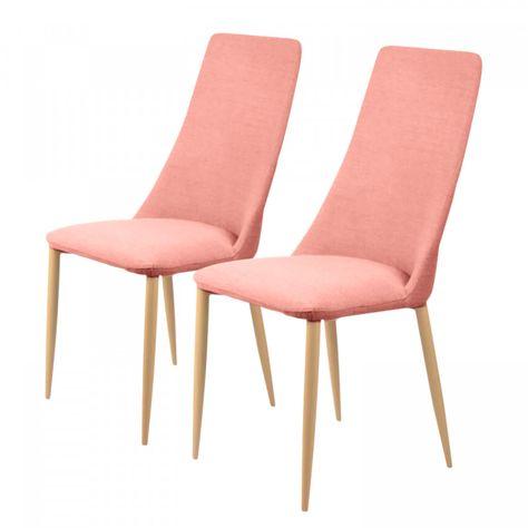 Polsterstuhl Unja 2er Set Polsterstuhl Stühle Und