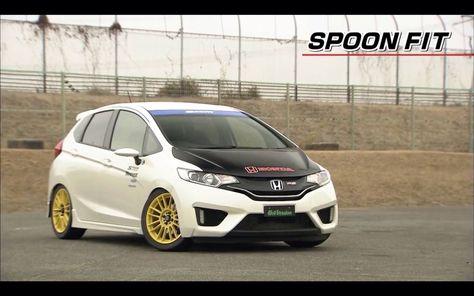 Spoon Fit Gk Import Tuners Honda Fit Honda Fit Honda Jazz Honda