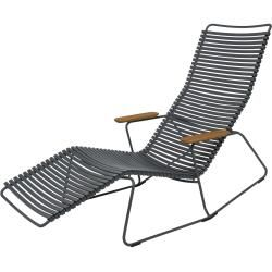 Click Liegestuhl Houe In 2020 Gartenliege Aluminium Moderne