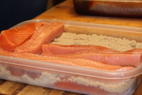 This recipe is perhaps the best smoked salmon recipe we've discovered in over 40 years of making smoked salmon with our Big Chief and Little Chief Electric S...