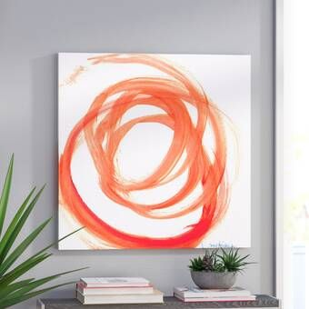 Absolute Face By The Usual Designers Wrapped Canvas Typography Print Reviews Allmodern Ideias Para Pintura Ideias 5 D