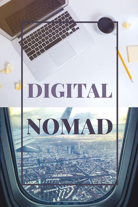 Digital Nomad: comment on travaille sur internet tout en voyageant...