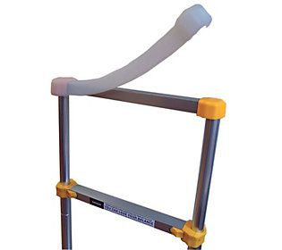 The Xtend Climb Rung Cover For 780p Qvc Com Ladder Accessories Metal Step Stool Ladder