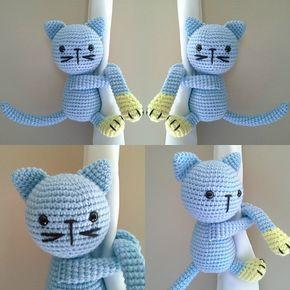 Ravelry: Amigurumi Cat pattern by Lee Norton-Griffiths | 290x290