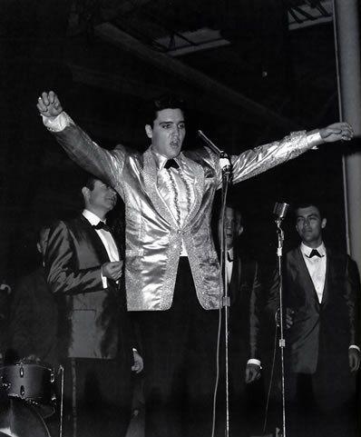 Yo Fui A Egb 60 Y 70 Elvis Presley Elvis In Concert Elvis Presley Photos Elvis Presley