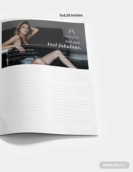 Free Fabulous Magazine Ads Template Psd Indesign Magazine Ads Templates Indesign