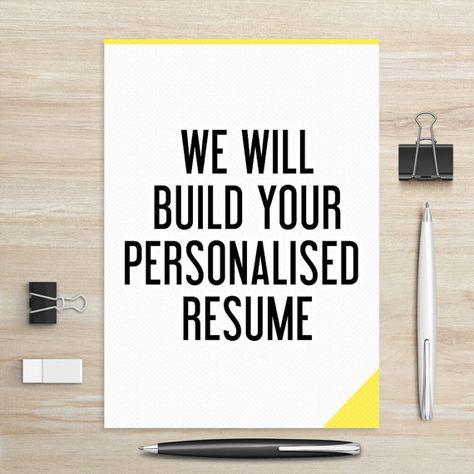Resume Builder Create A Resume Resume Services Make A Resume