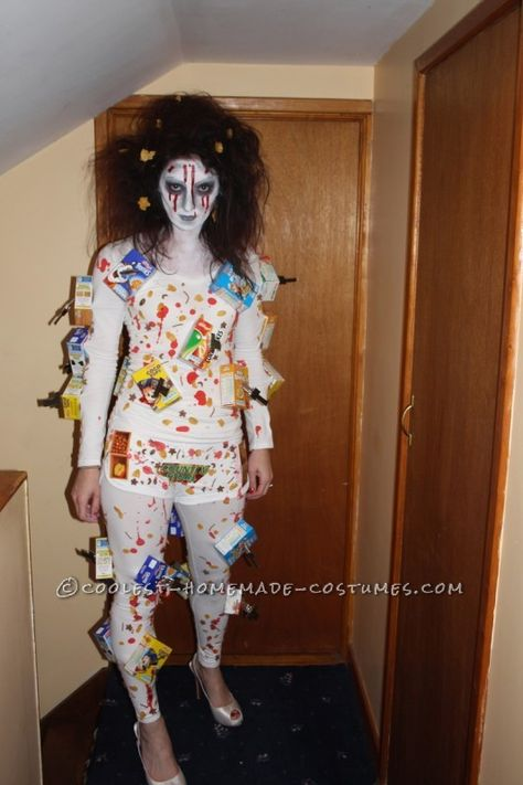 Scary Cereal Killer Costume - 1