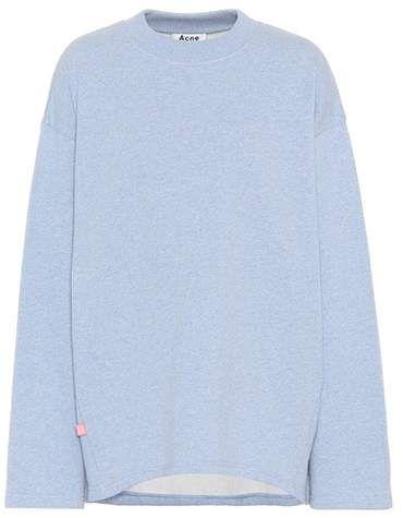 ADIDAS Damen Pleated Sweatshirt lila | XS