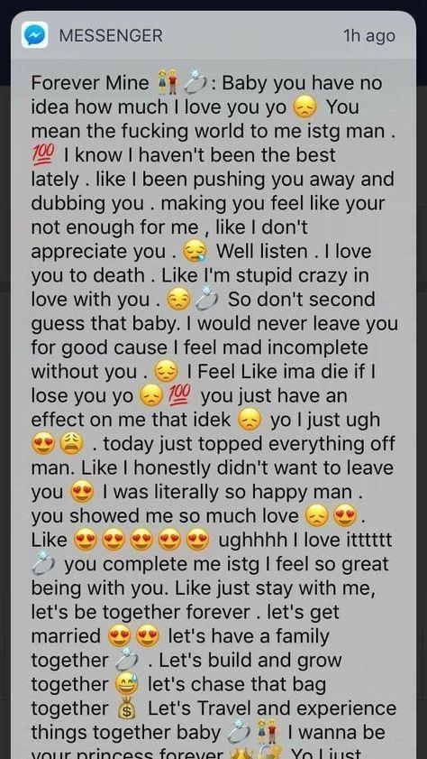 Lange süße texte