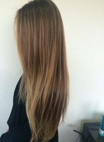 Trendy hair highlights golden blonde balayage Ideas