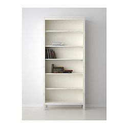 Ikea Us Furniture And Home Furnishings White Bookcase Hemnes Bookcase Bookcase