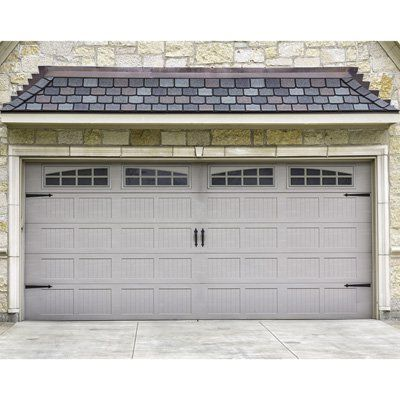 Magnetic Hinge It Decorative Garage Door Accent Hardware Kit Www Kotulas Com Free Shipping Over 49 Garage Door Decor Garage Door Styles Garage Doors