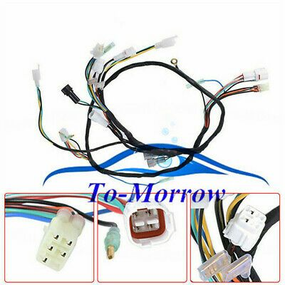 3gg 82590 20 00 Complete Wiring Harness 3gg 10 For Yamaha Banshee 350 1997 2001 Ebay In 2020 Yamaha Banshee Yamaha Ebay