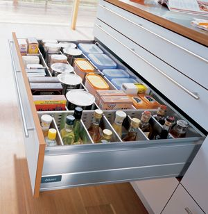 Cabinet Storage Solutions Storage Cabinetry Muebles De Cocina
