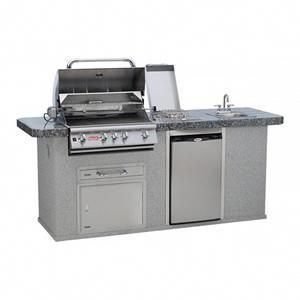 Determine Even More Information On Outdoor Kitchen Countertops Wood Check Out Our Internet Site In 2020 Outdoor Kitchen Grill Outdoor Kitchen Outdoor Kitchen Design