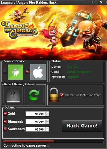 League Of Angels Fire Raiders Hack Tool Free Download League Of Angels Angel Fire Gaming Tips