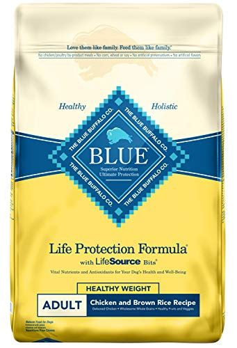 Blue Buffalo Life Safety Formulation Wholesome Weight Canine Meals