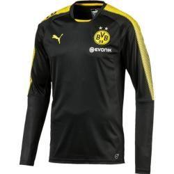 Puma Herren Shirt Bvb Ls Training Jersey Mit Sp, Größe M In