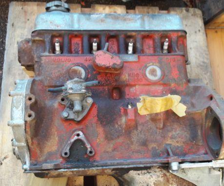 Pin Pa Volvo Engine