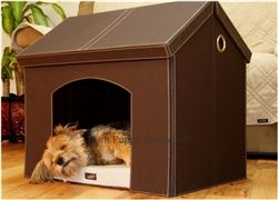 Posh Puppy Boutique Indoor Pets Toy House Puppy Beds