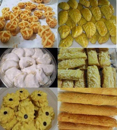 24 Aneka Resep Kue Kering Lebaran Terbaru Tradisional Dan