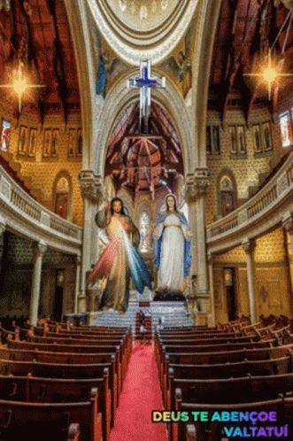 Deus Te Abençoe Valtatui Jesus GIF - DeusTeAbençoeValtatui Jesus Religion - Discover & Share GIFs