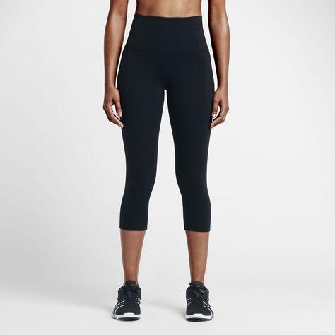 Nike Power Legendary Women's High Rise Training Capri Pants
