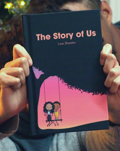 This Christmas, tell them all the reasons why you love them in their very own story book! Completely customized by you! Create your characters, answer a few quick questions and LoveBook prints a beautiful keepsake book that will create laughter and tears for years to come.
