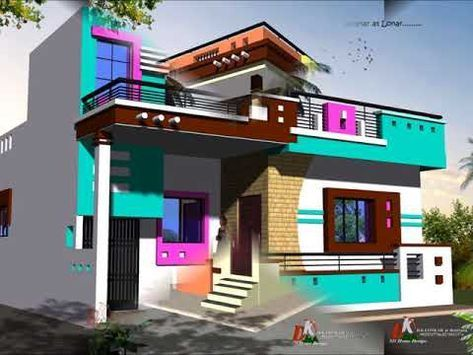 Ground Floor House Designs For You Youtube House Porch Design Small House Elevation Design Small House Design